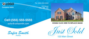 *Just Sold / Listed Flyers Template: 319133