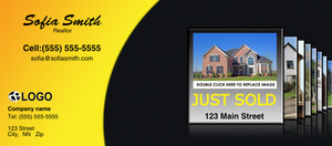 *Just Sold / Listed Flyers Template: 319145