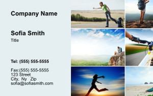 Top Picks Business Cards Credit Card Template: 354659