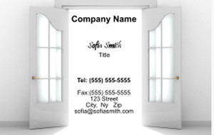 Top Picks Business Cards Credit Card Template: 336135
