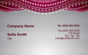 Top Picks Business Cards Credit Card Template: 335932