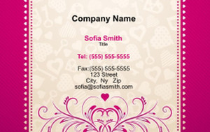 Top Picks Business Cards Credit Card Template: 335933