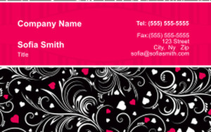 Top Picks Business Cards Credit Card Template: 335934