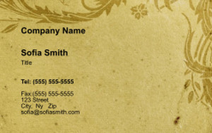 Top Picks Business Cards Credit Card Template: 335935