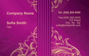 Top Picks Business Cards Credit Card Template: 335921