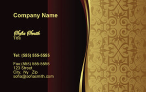 Top Picks Business Cards Credit Card Template: 335938