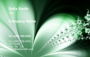 Top Picks Business Cards Credit Card Template: 354524