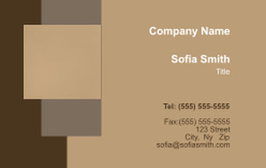Button to customize design Hairdressers - Stylists Business Cards Credit Card Template: 354550
