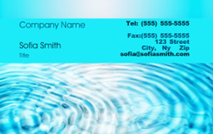 Top Picks Business Cards Credit Card Template: 354495