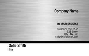 Top Picks Business Cards Credit Card Template: 354511