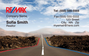 Remax Business Cards Credit Card Template: 326991