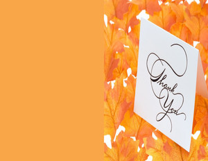 Special notes Greeting Cards Portrait Template: 319217