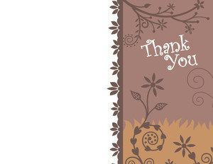 Special notes Greeting Cards Portrait Template: 319231