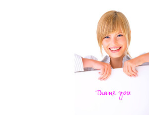 People Greeting Cards Portrait Template: 319175