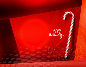 Weichert Holiday Greeting Cards Portrait Template: 519079