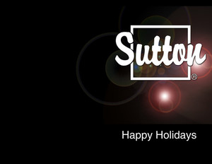 Sutton Holiday Greeting Cards Portrait Template: 324587