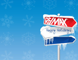 Button to customize design Remax Holiday Greeting Cards Portrait Template: 370078
