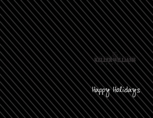 Button to customize design Keller Williams Holiday Greeting Cards Portrait Template: 370248