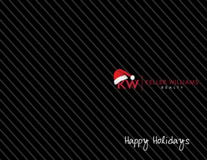Button to customize design Keller Williams Holiday Greeting Cards Portrait Template: 518613