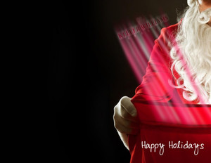 Button to customize design Keller Williams Holiday Greeting Cards Portrait Template: 370099