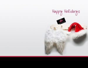 Keller Williams Holiday Greeting Cards Portrait Template: 370108