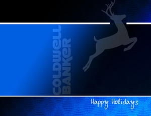 Button to customize design Coldwell Banker Holiday Greeting Cards Portrait Template: 517441
