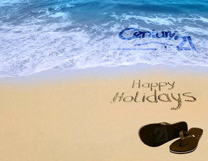 Button to customize design Century 21 Holiday Greeting Cards Portrait Template: 579195