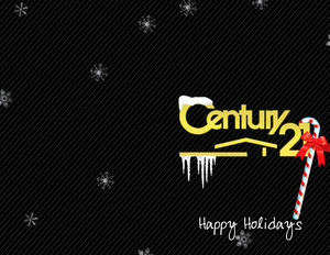 Century 21 Holiday Greeting Cards Portrait Template: 517417