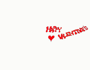 Valentine's Greeting Cards Portrait Template: 333736