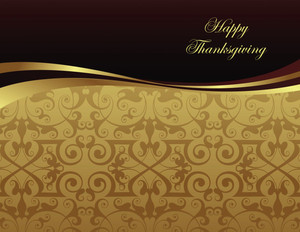 Thanksgiving Greeting Cards Portrait Template: 333680