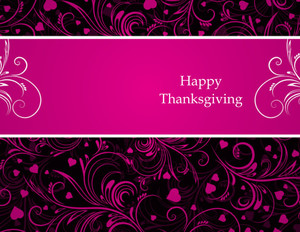 Thanksgiving Greeting Cards Portrait Template: 333686
