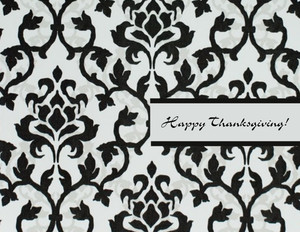 Thanksgiving Greeting Cards Portrait Template: 333676