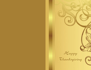 Thanksgiving Greeting Cards Portrait Template: 333678