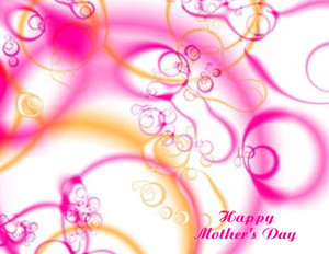 Mother's Day Greeting Cards Portrait Template: 333473