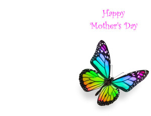 Mother's Day Greeting Cards Portrait Template: 333670