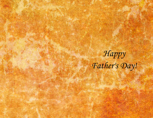 Father's Day Greeting Cards Portrait Template: 333635