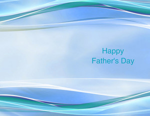 Father's Day Greeting Cards Portrait Template: 333626