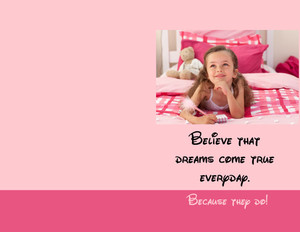 Bedrooms Greeting Cards Portrait Template: 327894