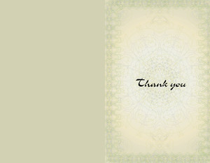 Button to customize design Elegant Greeting Cards Portrait Template: 344535
