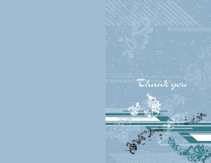 Button to customize design Elegant Greeting Cards Portrait Template: 344512