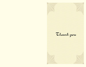 Button to customize design Elegant Greeting Cards Portrait Template: 344514