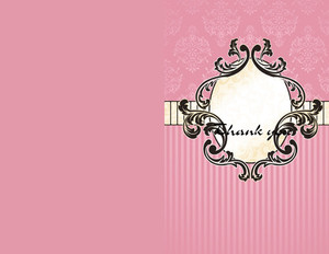 Button to customize design Elegant Greeting Cards Portrait Template: 344520