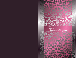 Button to customize design Elegant Greeting Cards Portrait Template: 344510