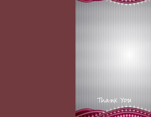 Button to customize design Lines/Curves Greeting Cards Portrait Template: 329050