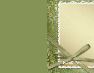Button to customize design Floral Greeting Cards Portrait Template: 329038