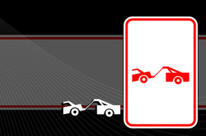 Towing Postcards Template: 599065