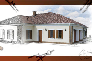 Roofing Postcards Template: 599037