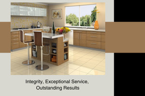 Button to customize design Kitchens Postcards Template: 314424