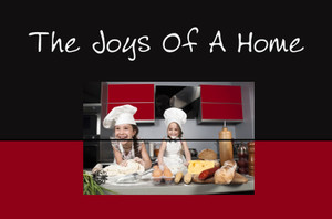 Kitchens Postcards Template: 327946