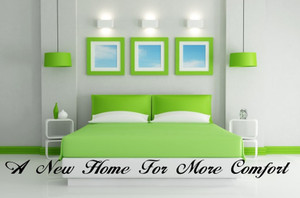 Button to customize design Bedrooms Postcards Template: 327794